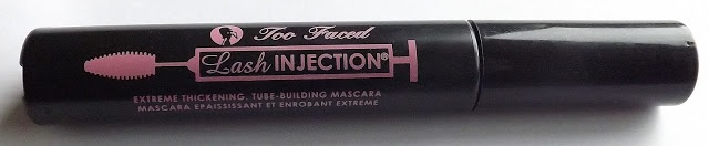 Too Faced Lash Injection Mascara Review