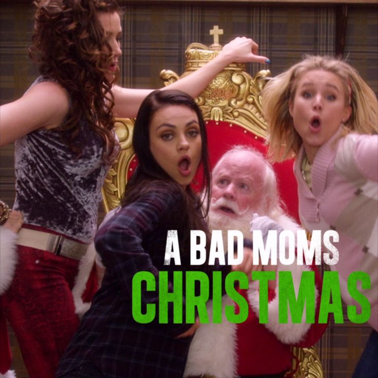 Get ready for one mother of a holiday season. Watch the new trailer for #BadMomsXmas and start planning your #BadMomsNightOut now.