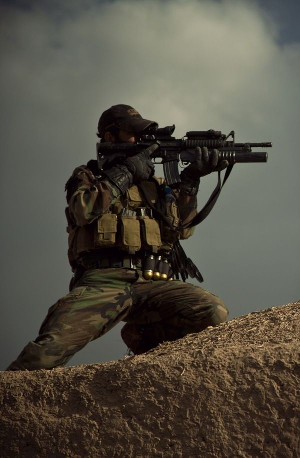 522 best USA Army Delta Force images on Pinterest | Armed ... Army Special Forces Weapons