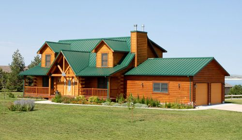 Best Cedar Sided Homes Pictures Residential Steel Siding 400 x 300