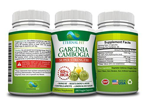 Weight Loss Pills Garcinia Cambogia Extract 100% HCA 90 Day Supply - Fat Loss Diet Pills And Appetite Suppressant Supplement That Works Fast For Men and Women! Burn Belly Fat Fast with these Thermogenic Fat Burners! 100% MONEY BACK GUARANTEE!