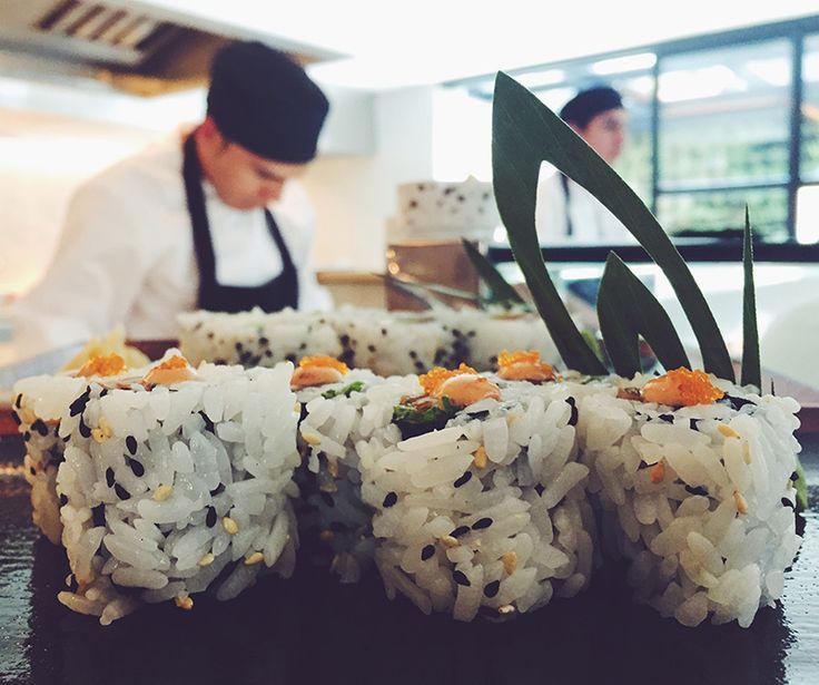 Lo más auténtico de la gastronomía japonesa, con un toque de sofisticación y técnicas contemporáneas, se encuentra en Kuru, el nuevo restaurante del Hotel Four Seasons en Bogotá.
