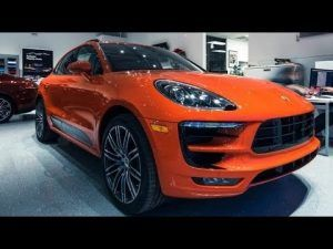 Top 2019 Porsche Macan Turbo Model
