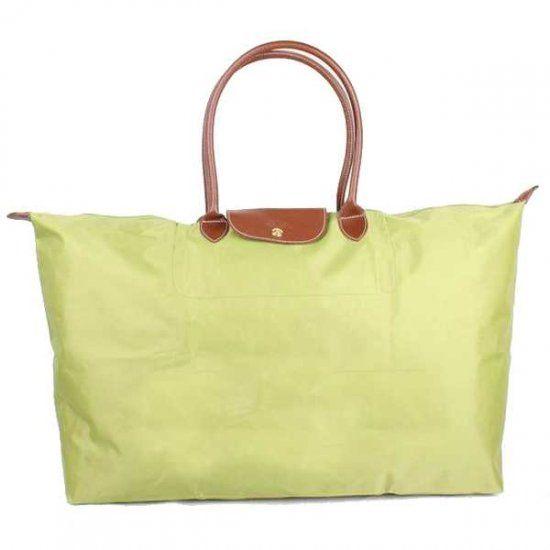 Sacs Longchamp Classique Vert