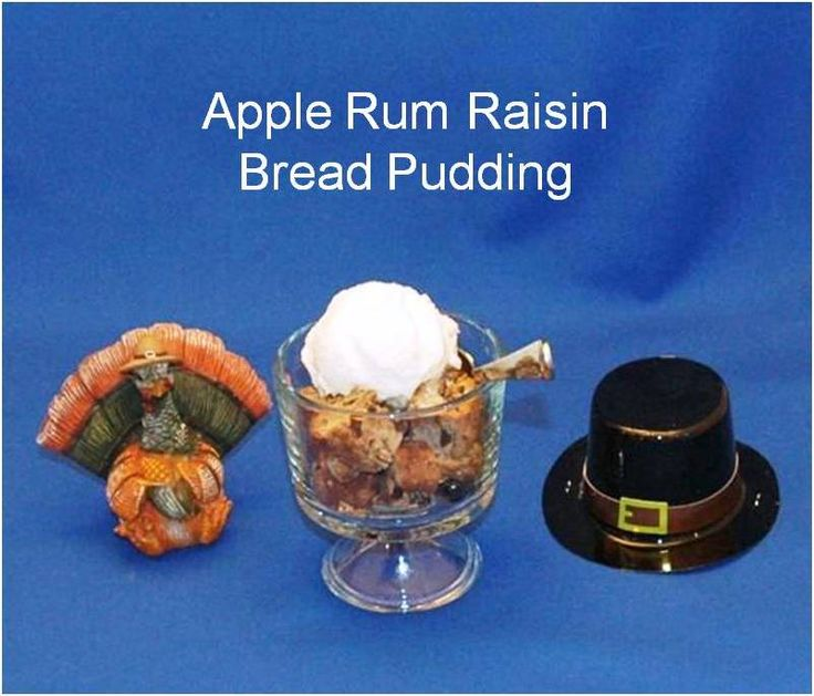 ... bread apple rum raisin bread pudding recipe on food52 apple rum raisin