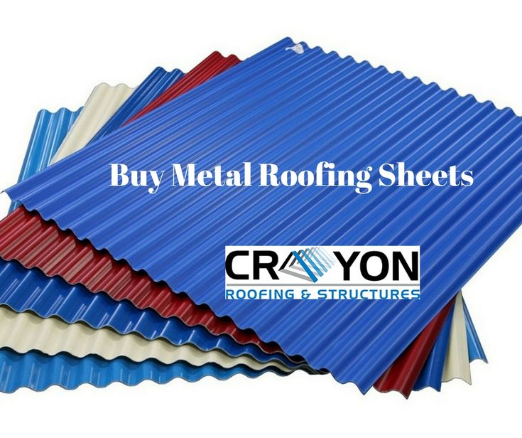 Best Crayon Roofings Structures Provides The Best Metal 400 x 300
