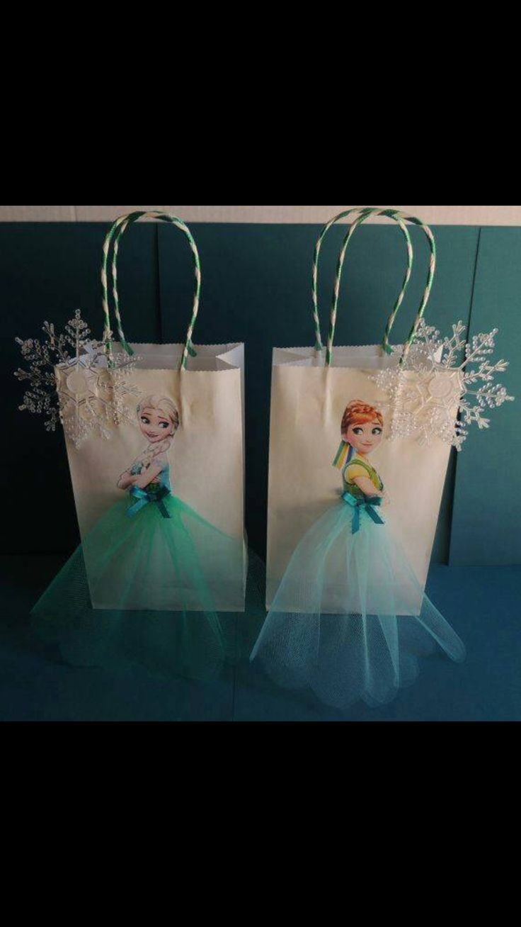 Best 25+ Frozen goody bags ideas on Pinterest | Frozen party bags ...