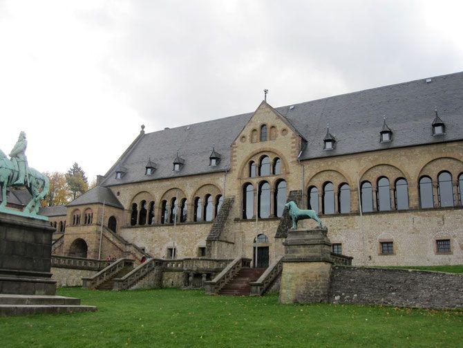 Kaiserpfalz, Goslar