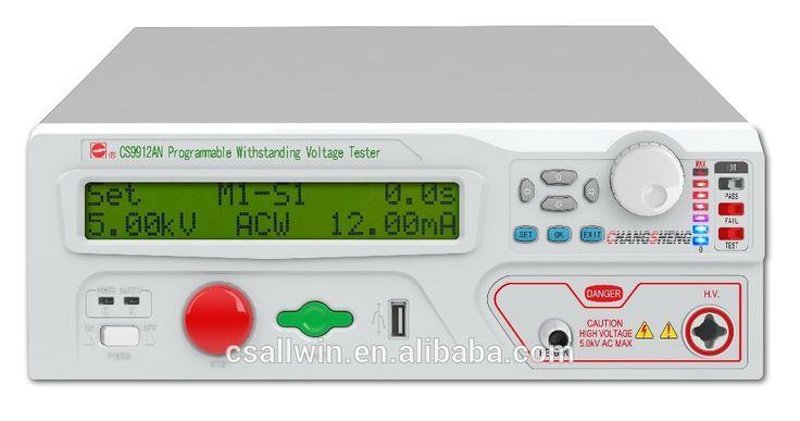 """CS9922N 5kV AC/6kVDC Dielectric Strength Tester,Insulation Resistance Tester hipot tester insulation test AC DC high voltage"""