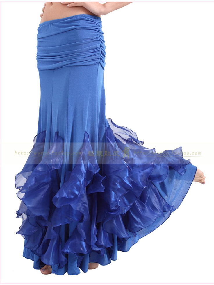 Aliexpress.com : Buy sexy professional Belly Dance costume Skirt Mermaid dancing Skirt 9 Colours tq008 from Reliable skirt suppliers on Jennifer Nie