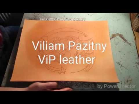 Leather craft 2 - YouTube