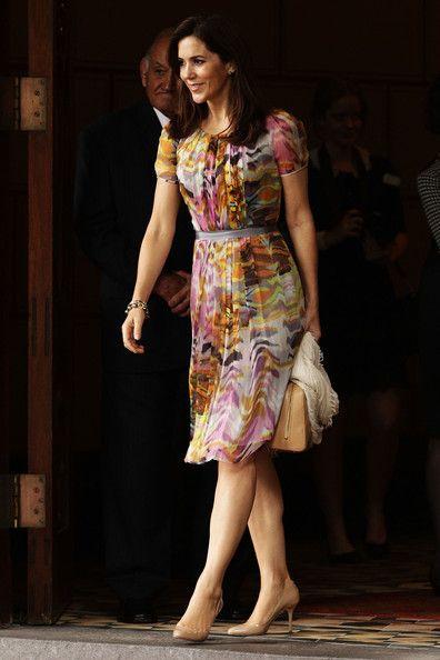 Princess Mary Visit Australia