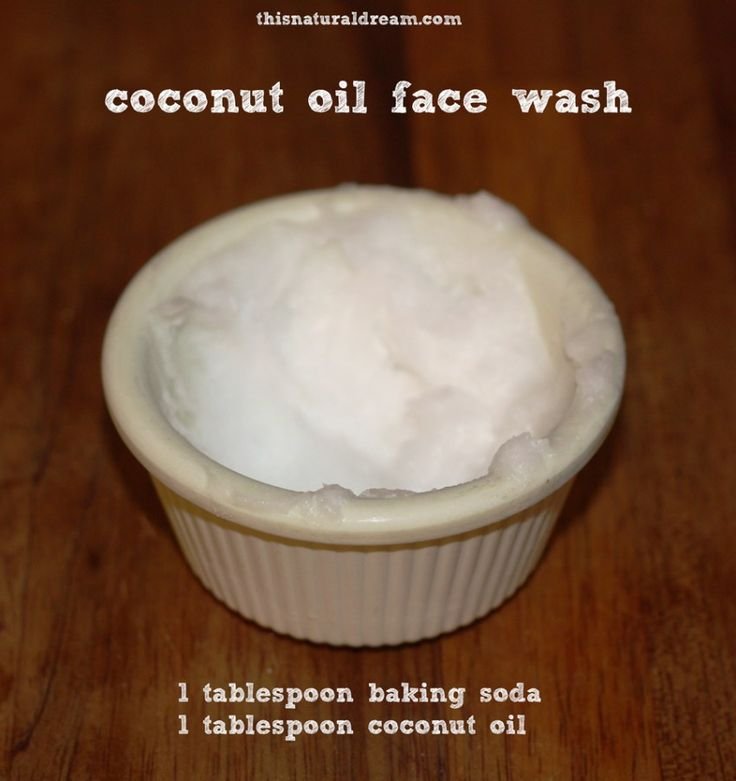 coconut-oil-and-baking-soda-face-wash