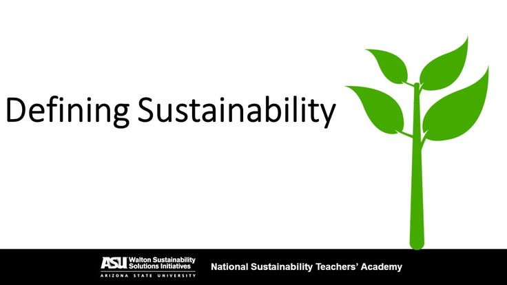 Students explore the meaning of sustainable development in this lesson from Walton Sustainability Solutions at Arizona State University.