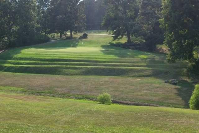 Shamrock Golf Course, Burlington NC
