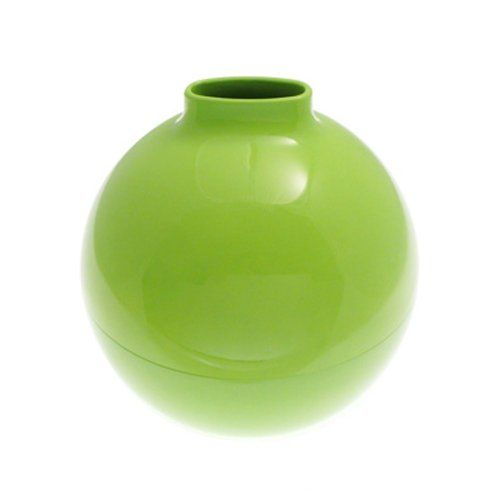 Dragonpad® Paper Pot Toilet Paper and Tissue Paper Holder, Green
