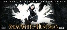The dark side of Snow White...Snow White and the Huntsman Movie Poster #17 - Internet Movie Poster Awards Gallery