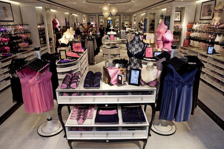 LINGERIE STORES! Boux Avenue lingerie store, Newcastle – UK
