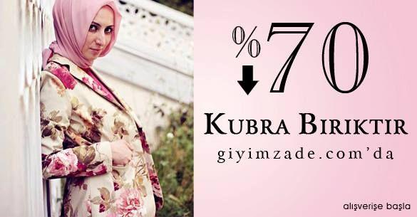 Kübra Biriktir özel tasarım ürünleriyle %70'e varan indirimlerle giyimzade.com da ...