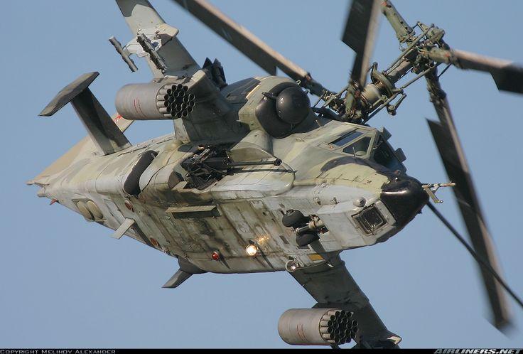 Kamov Ka-50 attack helicopter [1200  812]