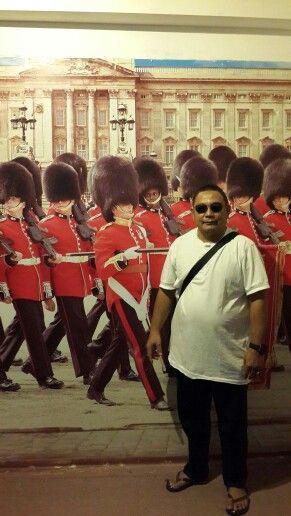Pasukan pengamanan kerajaan inggris