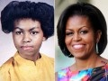 Celebrity Yearbook Photos - iVillage then and now.