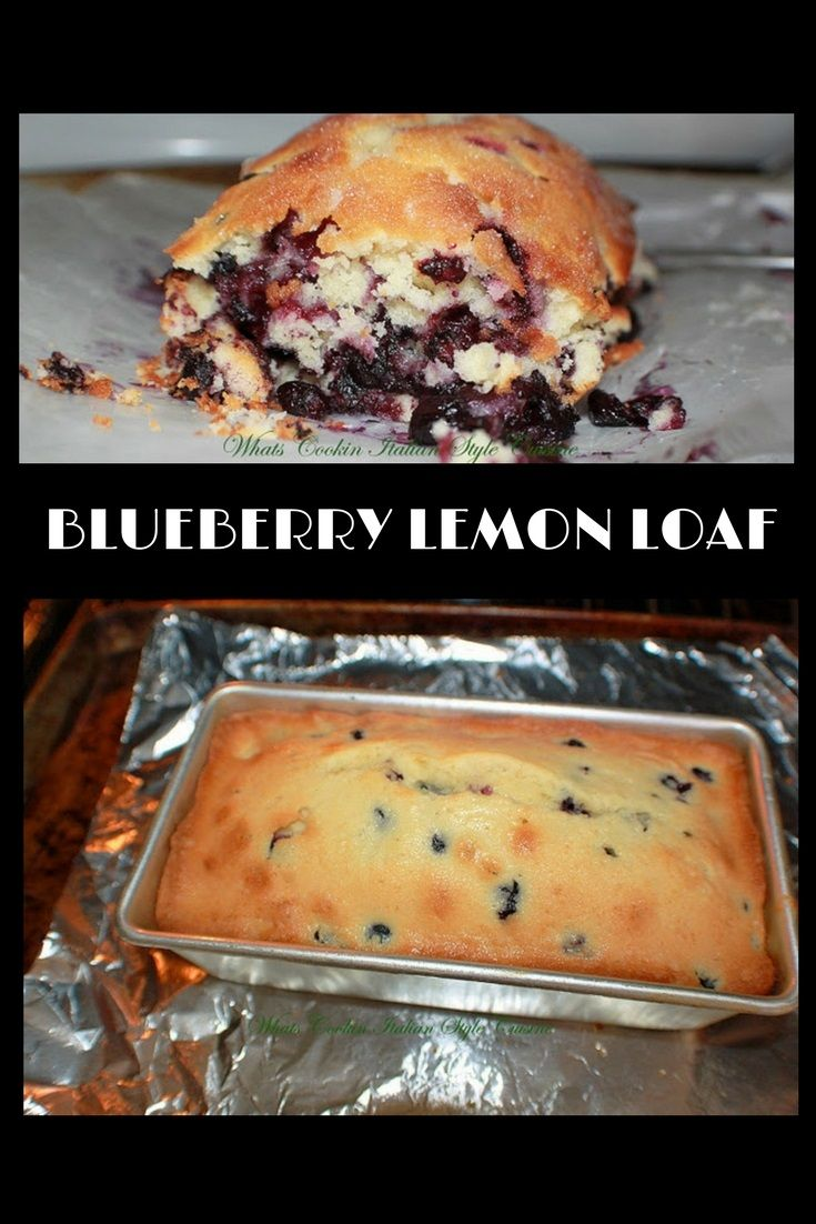 Blueberry Lemon Loaf #blueberry #bread #quickbread #loafers #loaf #baking #muffin #eating #cooking #dessert #breakfast #food #recipes #recipe