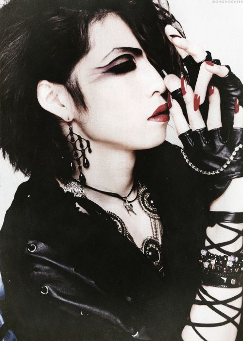 Lycaon Vocalist -> Yuuki