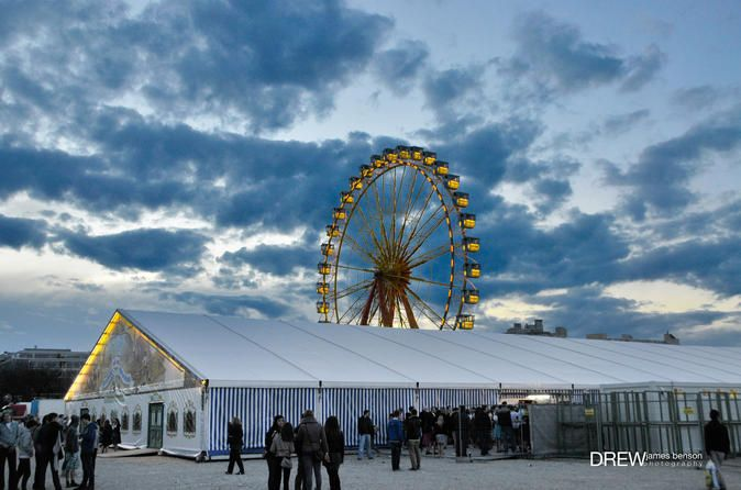 Munich Spring Festival: Historical Theresienwiese Tour and Reserved Tent Table Including Bavarian Meal Enjoy a 6-hour spring festival (Frühlingsfest) experience at Theresienwiese in Munich including a reserved table at one of the tents and a traditional Bavarian Brotzeit meal. The Munich spring festival is Bavaria's best kept secret. This smaller and more tamed spring version of the Oktoberfest is just as fun and less crowded! Meet your guide at Munich's central statio...