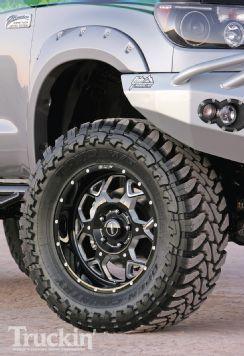 2008 Toyota Tundra 4WD Toyo Tires