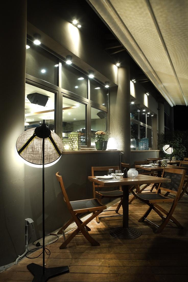 interior design the Ivy Athens