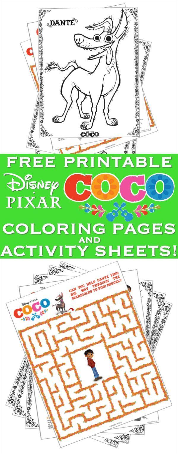 43 best Disney Printables images on Pinterest   Disney printables ...