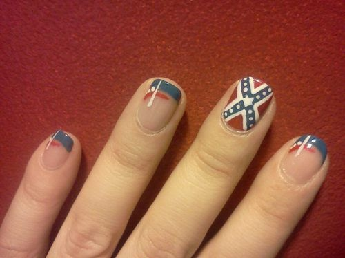 redneck nails ideas