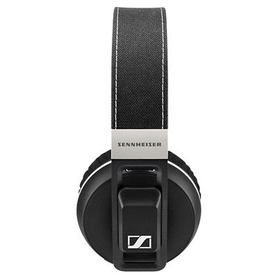 Sennheiser Wireless Bluetooth 4.0 Around-Ear Headphones with Nfc and Touch Control - Black (Urbanite XL)