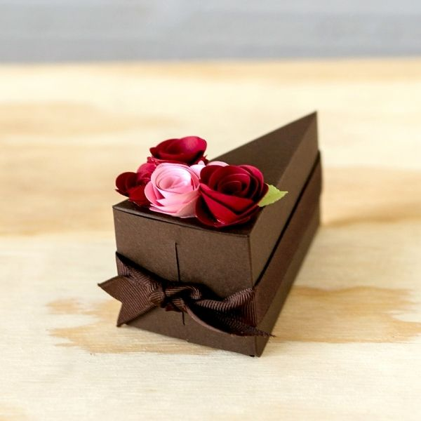 awesome How to Pick the Wedding Cake Slice Boxes