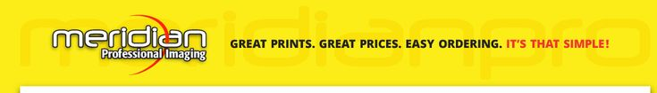 Meridian Professional Imaging | Great Prints. Great Prices. Easy Ordering. It's that Simple.