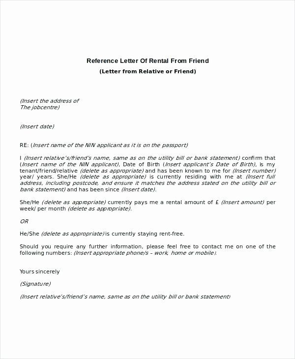 Letter Of Reference Vs Letter Of Recommendation from i.pinimg.com