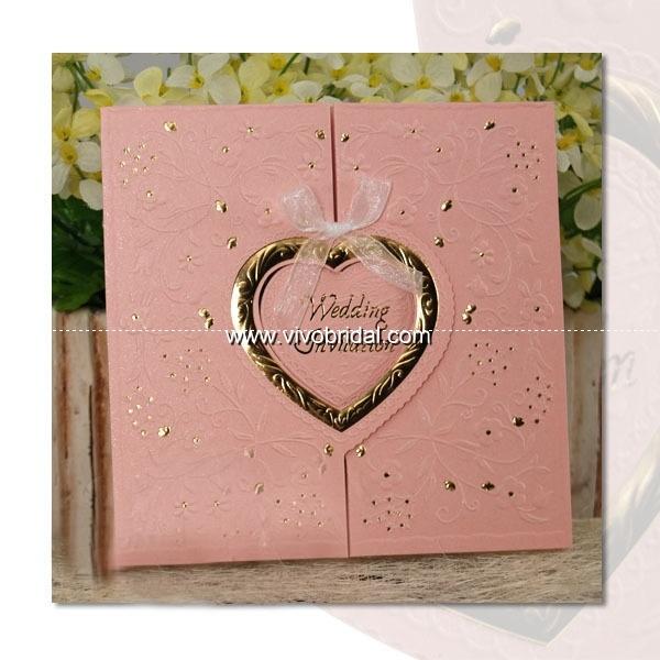 Vivo Bridal - Invitation Card IC-0002
