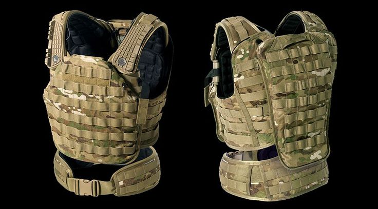 Scorpion Body Armor