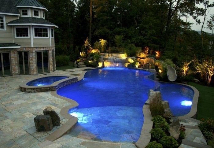 160 Tolle Bilder Von Luxus Pool Im Garten Pool Im Garten Garten Bilder