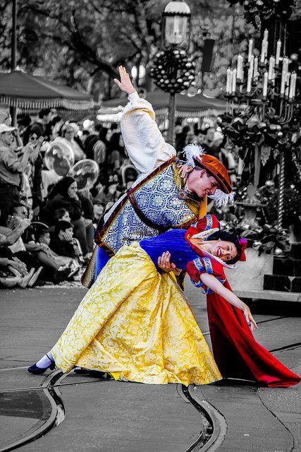 Beautiful! The original Disney Princess;)