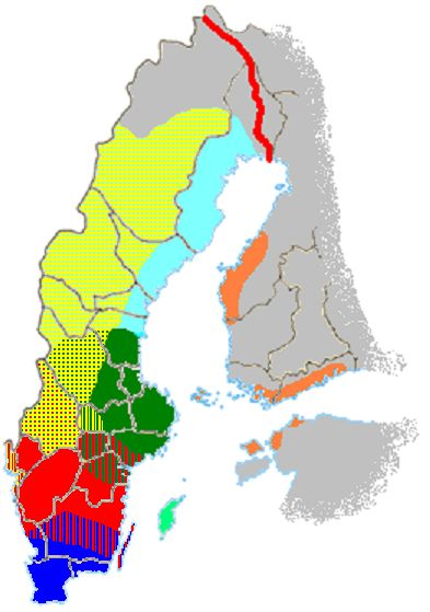 Best Maps Of Sweden Images On Pinterest Maps Sweden And - Swedish map