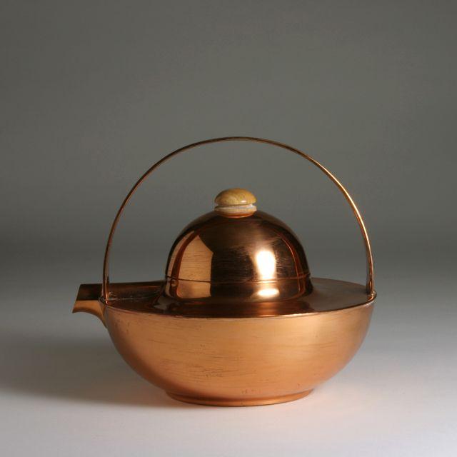 // Art Deco Teapot Germany, c. 1930