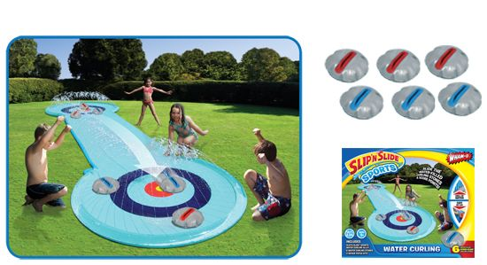 Slip'N Slide Item 64209 | Wham-O Product Line | Wham-O's heritage and over 70 products including Frisbee Disc, Slip N Slide, Hula Hoop, Hacky Sack, Sprig Toys, Morey, Boogie boards, BZ, and more