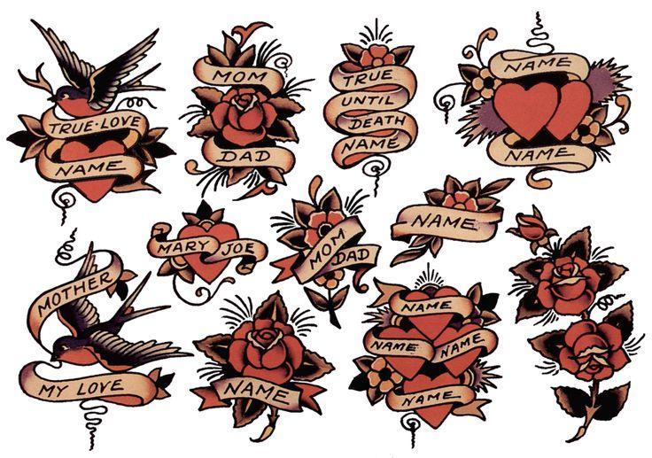 Sailor Jerry, Flash Sheet, T Shirt Design. Vulture Graffix Online Mail order T…