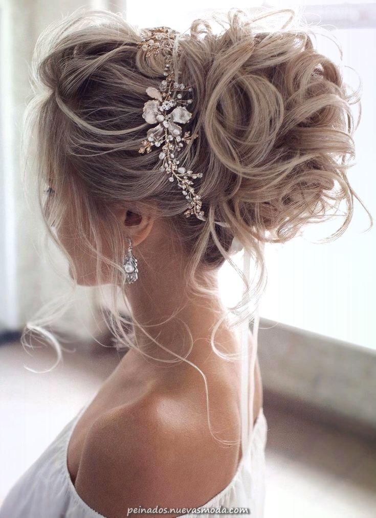16 Imagenes de peinados para boda