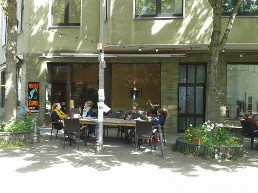 Café Eichhörnchen Cologne (by Judith Salamon)