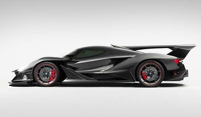 Apollo Intensa Emozione Hypercar Can Be Yours For $2.7 Million