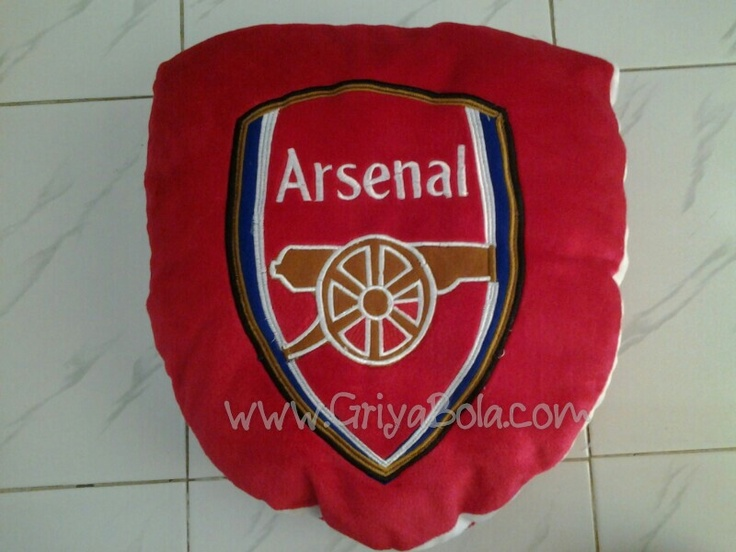 Bantal Arsenal