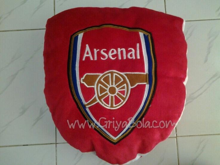 Bantal Arsenal